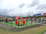 Zielony Targówek - Plac zabaw