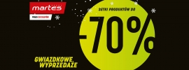 Martes Sport | Christmas sales to -70%