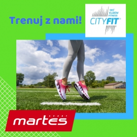 Train with us on 24.08 | CityFit
