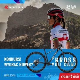 Competition with Martes Sport and KROSS!